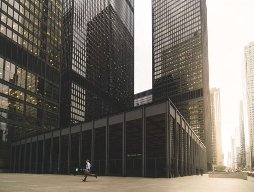 The evolution of financial institutions