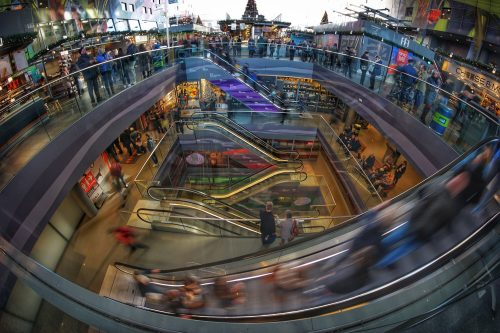 Digitalization and new buying behaviours